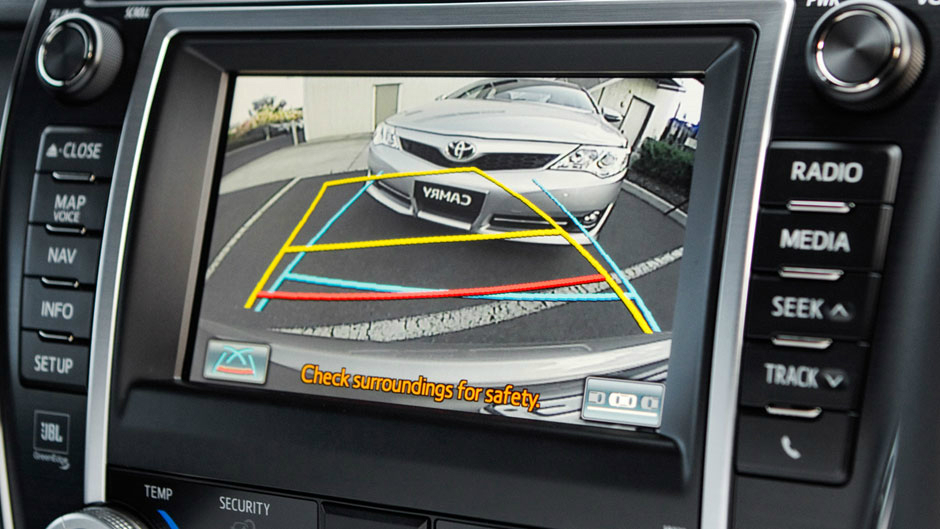 Backup Cameras Now Required in New Cars in the U.S