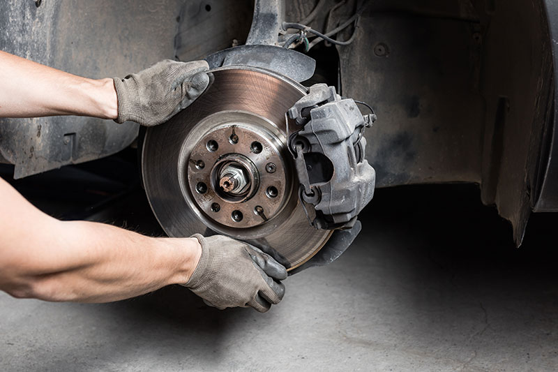 Warning Signs You Need New Brakes